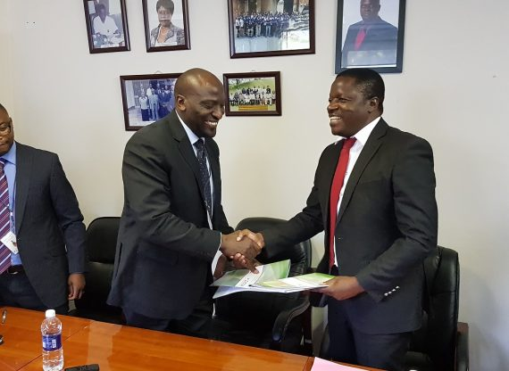 CEEC & ZICTA INK DEAL TO CHAMPION YOUNG INNOVATORS